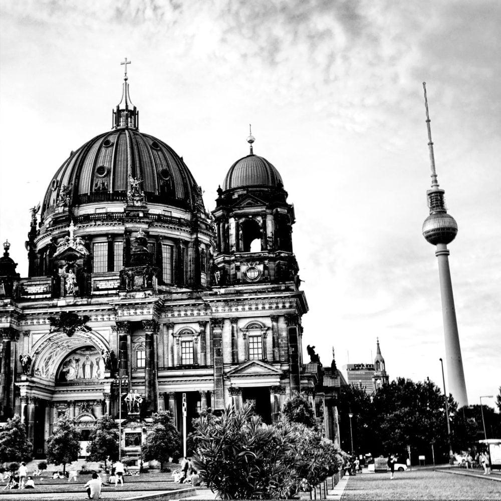 Berlin - Gastop Turnstiles