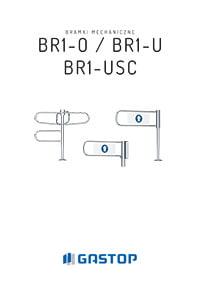 Karta Katalogowa BR1-U, BR1-US, BR1-O