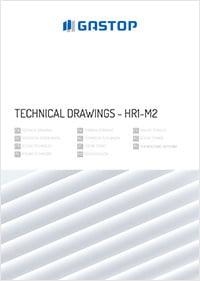Schwenktüre HR1-M2