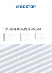 TECHNICAL DRAWINGS BA3-1-I