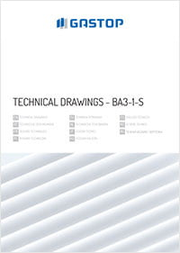 TECHNICAL DRAWINGS BA3-1-S