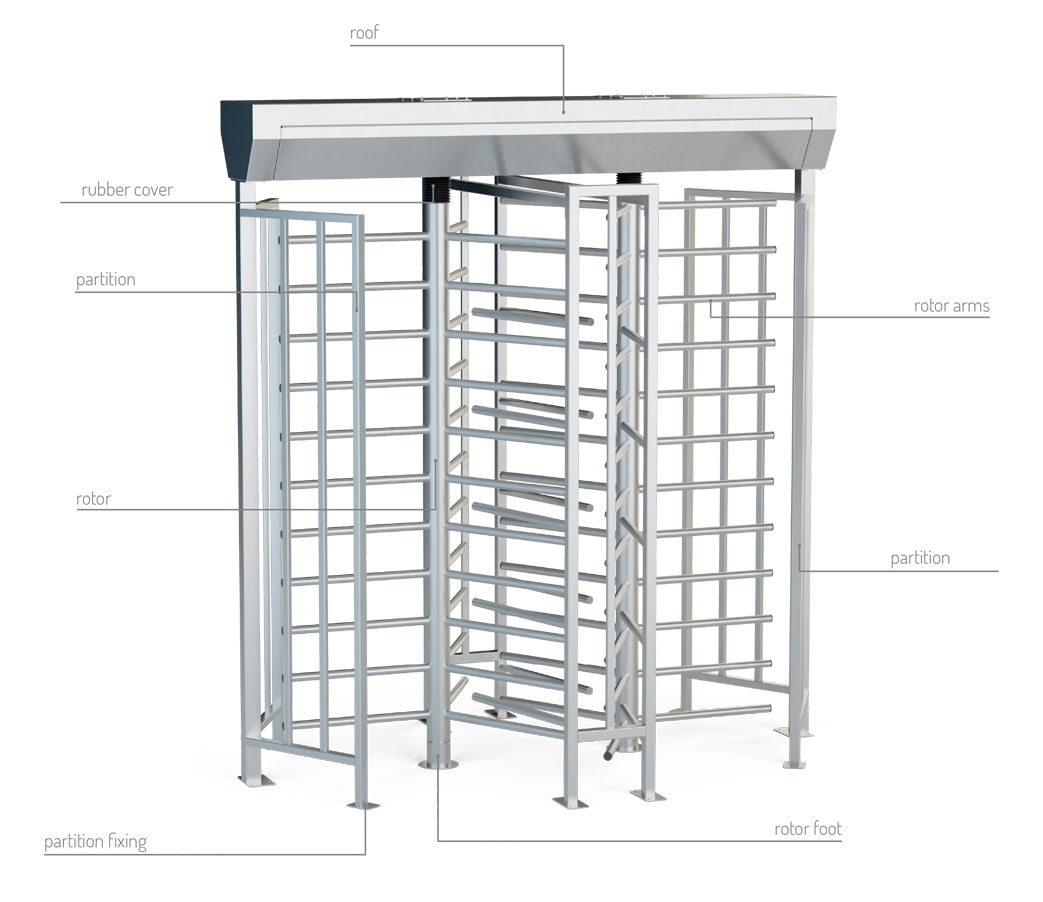 description turnstile ma3-2-3