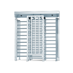 full height turnstile BA3-2-4 gastop