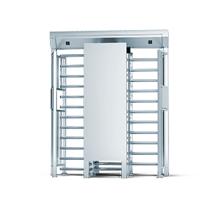 full height turnstile BA3-2-S gastop