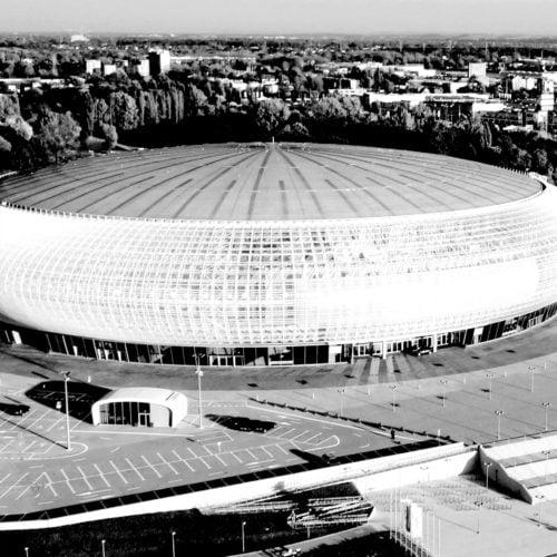 Tauron Arena - Gastop Turnstiles