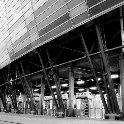 Baltic Arena Hohe drehkreuze BA3-2-S - Gastop Group