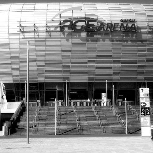 PGE Arena Hohe Drehkreuze BA3-2-S - Gastop Group