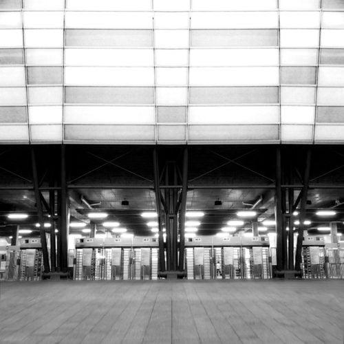 Baltic Arena Hohe Drehkreuze BA3-2-S-8 - Gastop Group