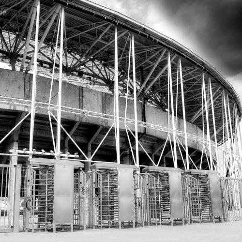 Stadium hohe drehkreuze BR3-2-S - Gastop Group