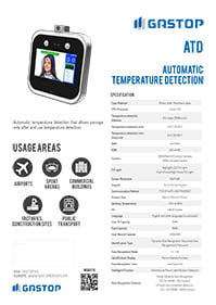 ATD - AUTOMATIC TEMPERATURE DETECTION
