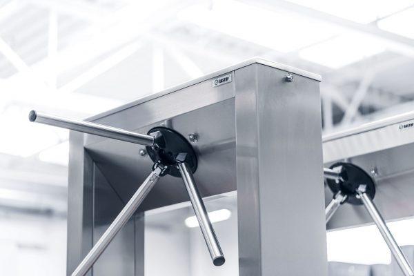 BR2-TM - bramka obrotowa niska-3