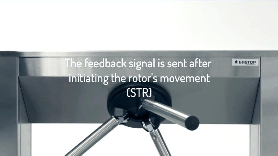 turnstile Feedback Signal